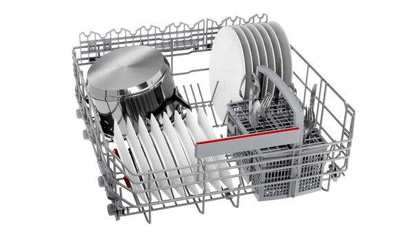 Bosch - SMV6EB800E Volledig geintegreerde vaatwasser