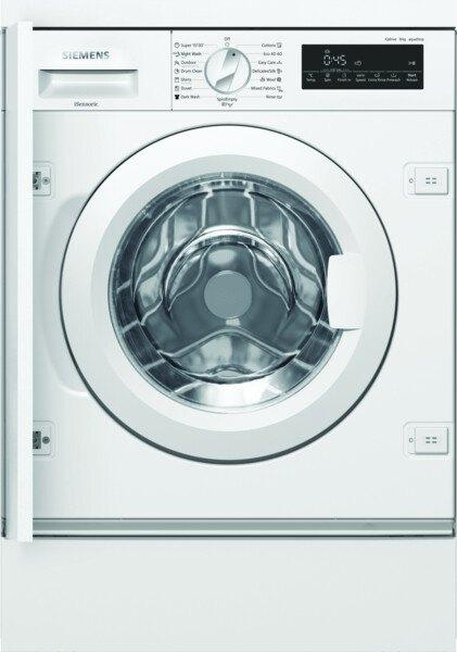 Siemens WI14W541EU Inbouw wasmachines