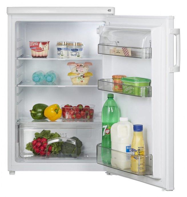 ETNA KKV655WIT Vrijstaande koelkast