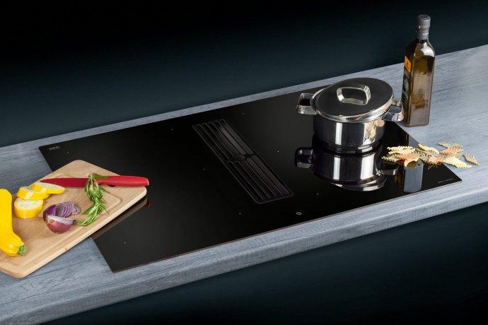 Airo IG800FIB Kookplaat met afzuiging