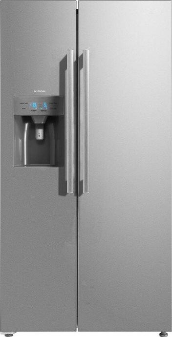 Inventum SKV1782RI Side By Side koelkast