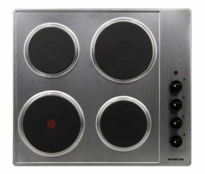 Inventum IKE6010RVS Keramische kookplaat