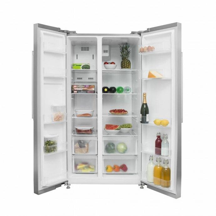Inventum SKV1780R Side By Side koelkast