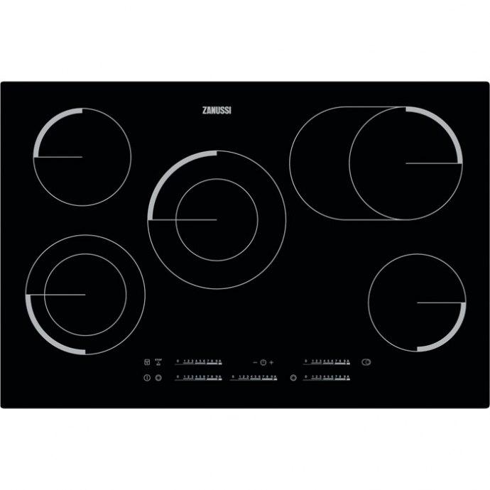 Zanussi ZEV8757FBA Keramische kookplaat