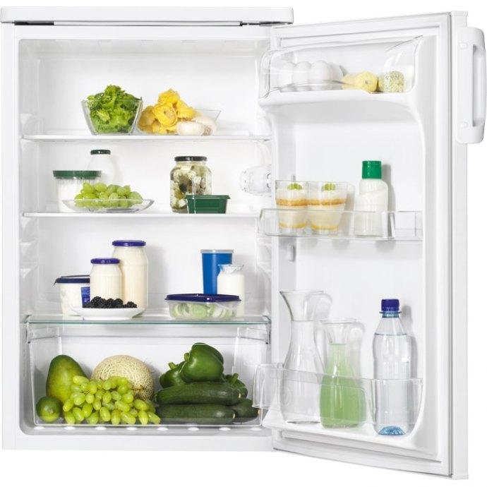 Zanussi ZRG16605WA Vrijstaande koelkast