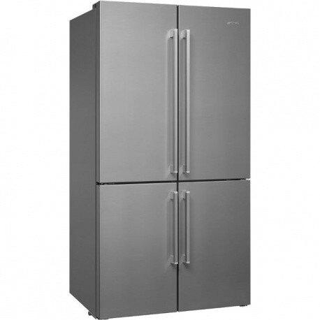Smeg FQ60XF Side By Side koelkast
