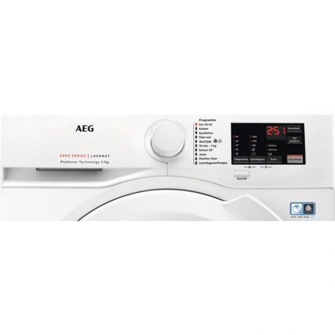 AEG - L6FB7400 Vrijstaande wasmachines