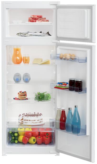 Beko BDSA250K3SN Inbouw koelkasten rond 140 cm