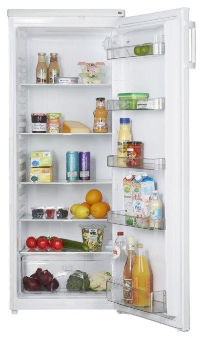 ETNA KKV6143WIT Vrijstaande koelkast
