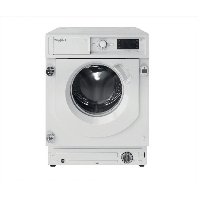Whirlpool BIWMWG71483EEUN Inbouw wasmachines