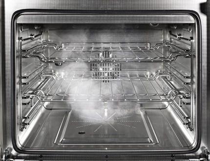 Steel - A10SF4MAN Fornuis 100 cm