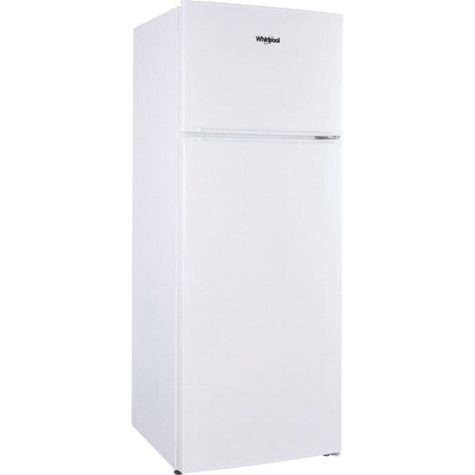 Whirlpool W55TM4110W1 Vrijstaande dubbeldeurs koelkast