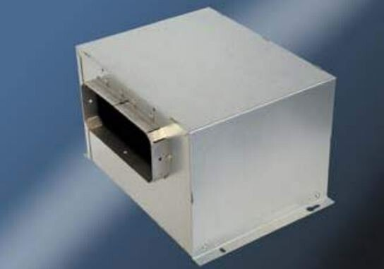 ABK GEC225BHR Externe motor tbv afzuiging