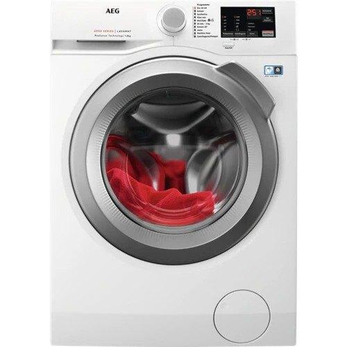 AEG L6FB86ECO Vrijstaande wasmachines