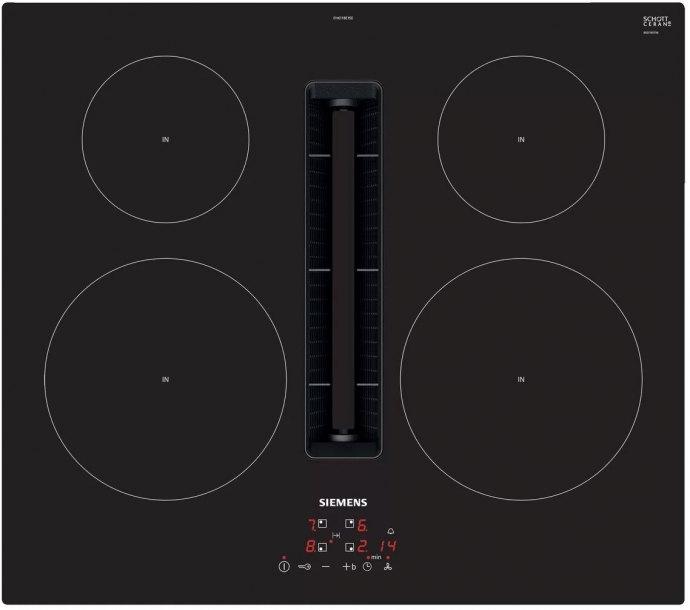 Siemens EH611BE15E Kookplaat met afzuiging