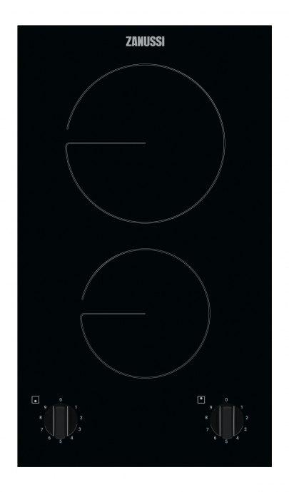 Zanussi ZHRN320K Domino keramische kookplaat