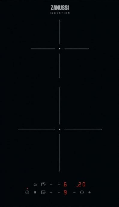 Zanussi ZITN323K Domino inductie kookplaat