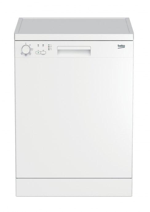 Beko DFN05311W Afwasautomaten Witgoed