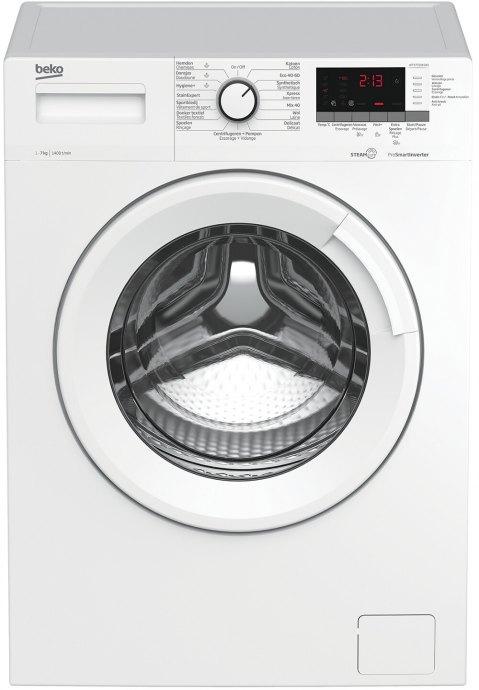 Beko WTV7724XSW1 Vrijstaande wasmachines