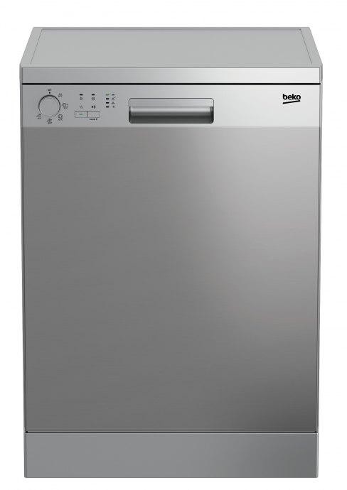 Beko DFN05311X Afwasautomaten Witgoed