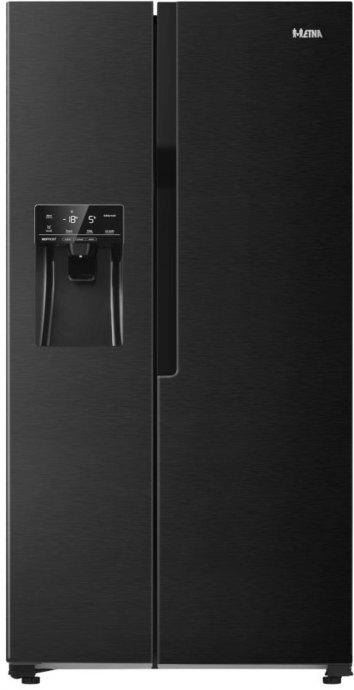ETNA AKV378IZWA Side By Side koelkast