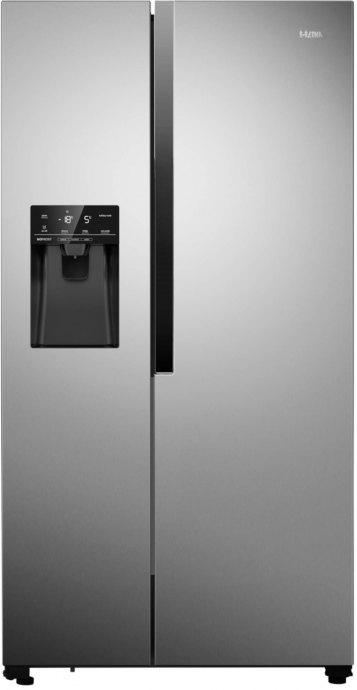 ETNA AKV378IRVS Side By Side koelkast