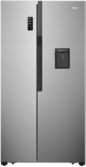 ETNA AKV378WZIL Side By Side koelkast