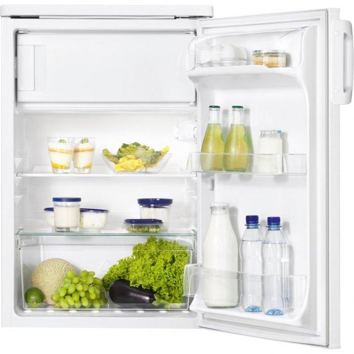 Zanussi ZRG15805WA Vrijstaande koelkast