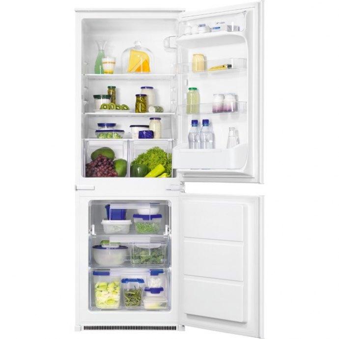 Zanussi ZBB25431SA Inbouw koelkasten rond 158 cm