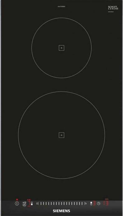 Siemens EH375FBB1E Domino inductie kookplaat