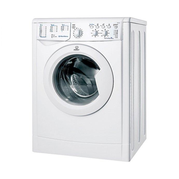 Indesit IWC51451EU Vrijstaande wasmachines