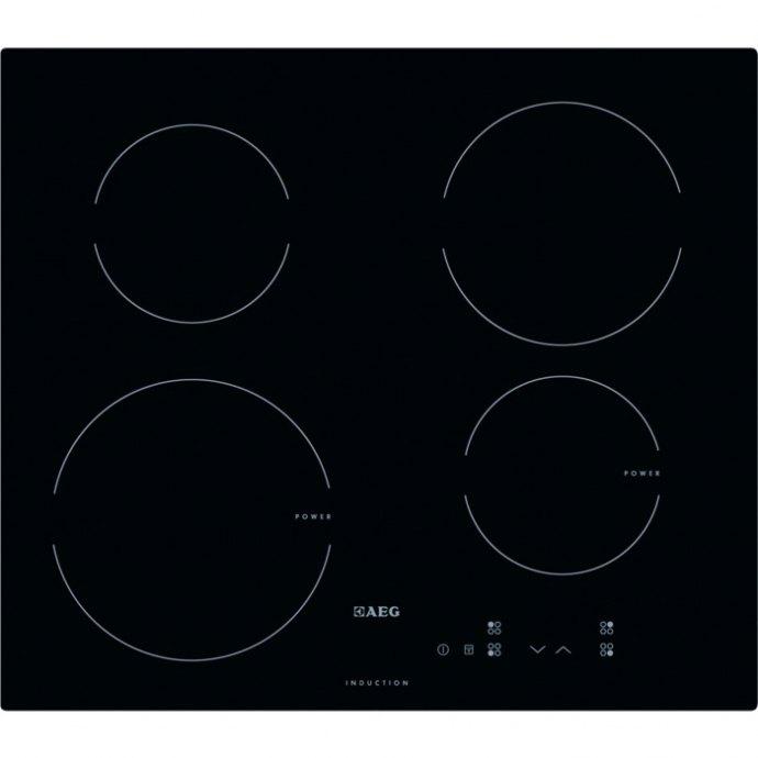 AEG HKI62401CB Inductie kookplaat