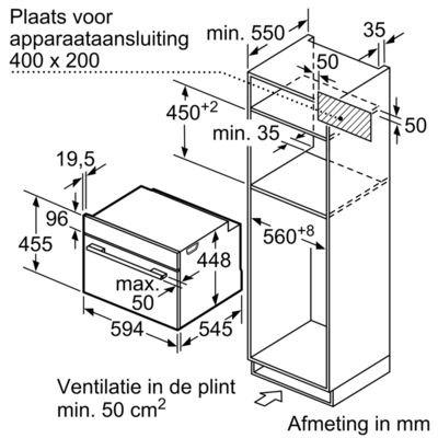 Siemens - CP565AGS0 Combi magnetron