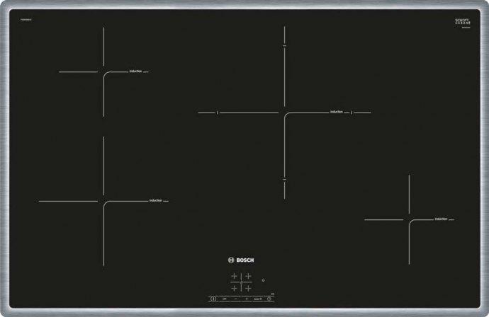 Bosch PIE845BB1E Inductie kookplaat