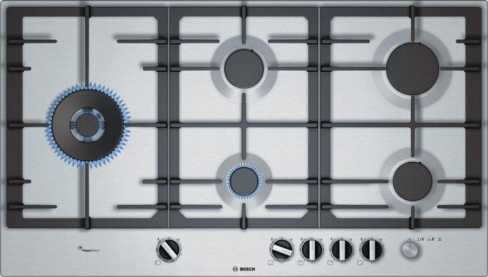 Bosch PCS9A5M90N Gaskookplaat