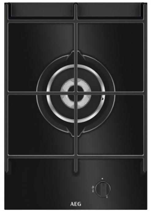 AEG HC411521GB Domino gas op glas kookplaat
