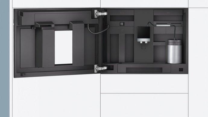Siemens - CT636LES6 Inbouw koffieautomaat