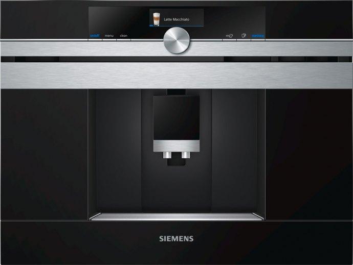 Siemens CT636LES6 Inbouw koffieautomaat