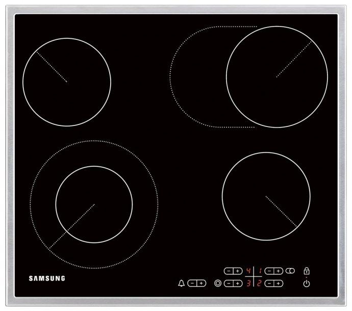Samsung NZ64F5RD9ABEF Keramische kookplaat