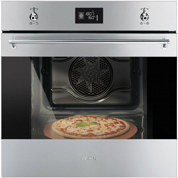 Smeg SF6390XPZE Solo oven