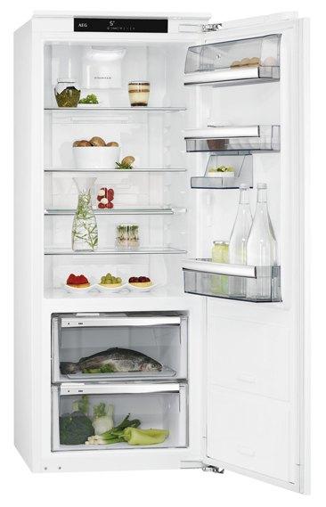 AEG SKE81426ZC Inbouw koelkasten rond 140 cm