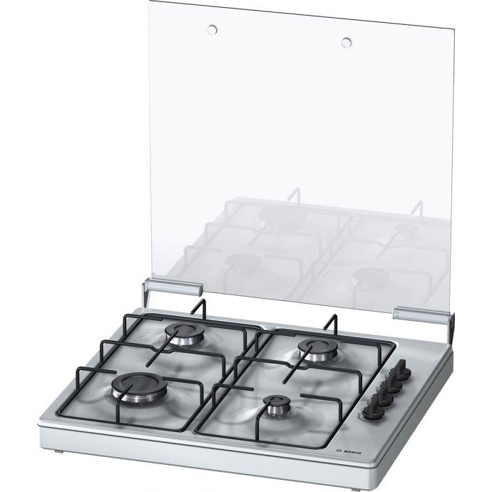 Bosch PBP0C5Y80N Vrijstaande kookplaat