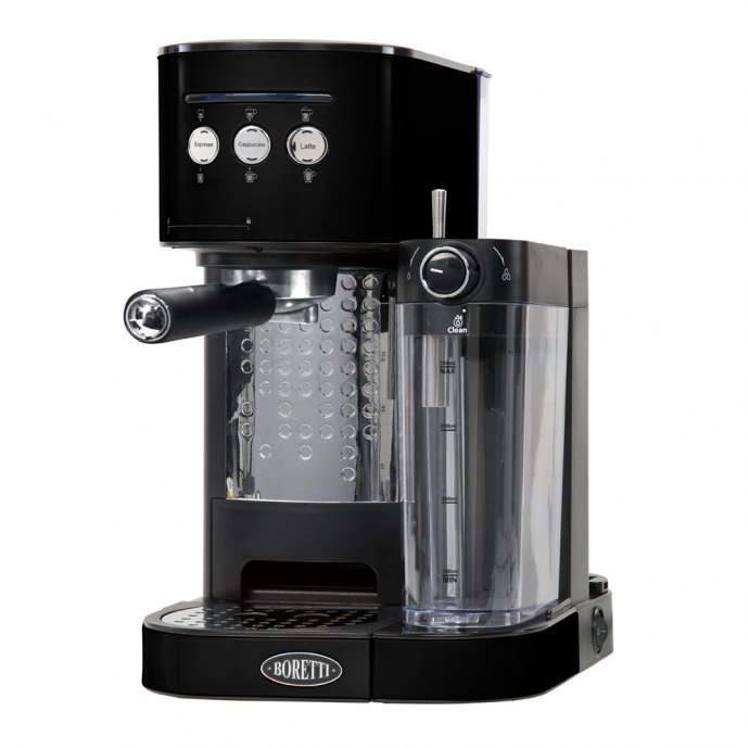 Boretti B400 Koffiezetter vrijstaand