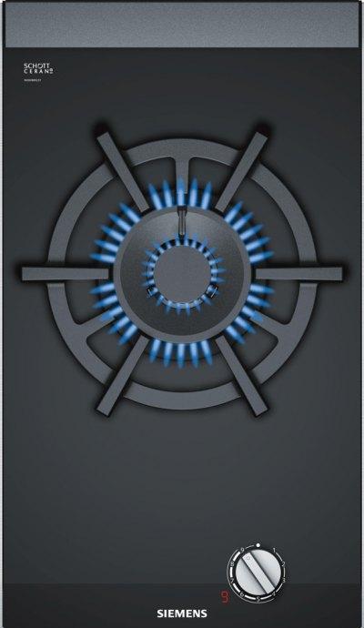 Siemens ER3A6AD70N Domino gas op glas kookplaat